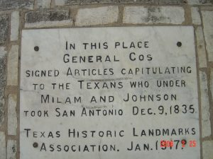 surrender marker